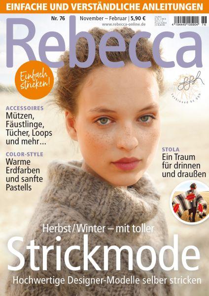 Rebecca Heft Nr. 76